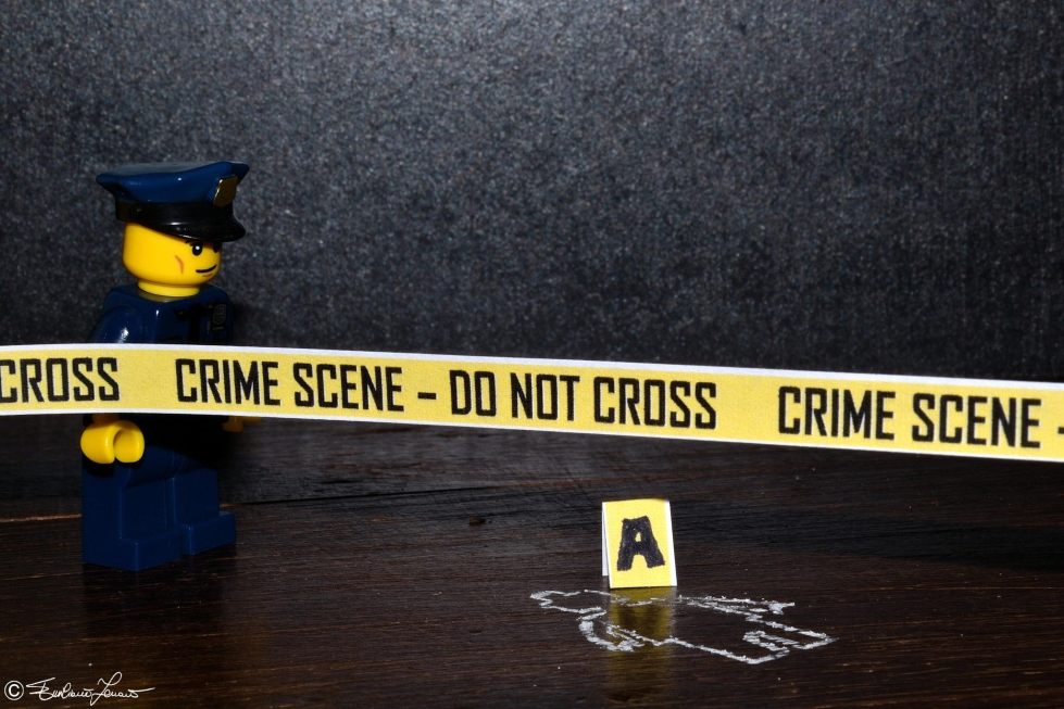Crime Lego