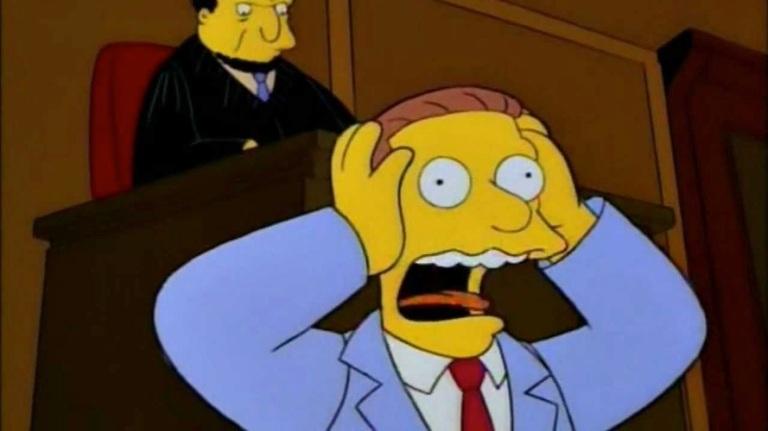 Lionel Hutz - Los Simpsons
